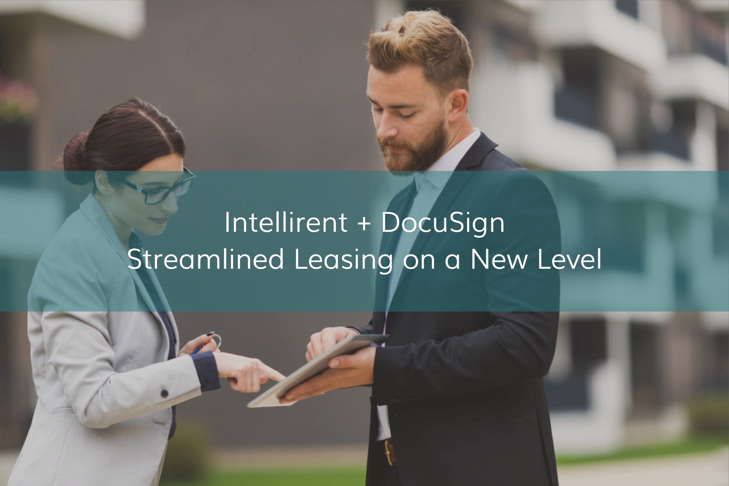 Intellirent + DocuSign blog