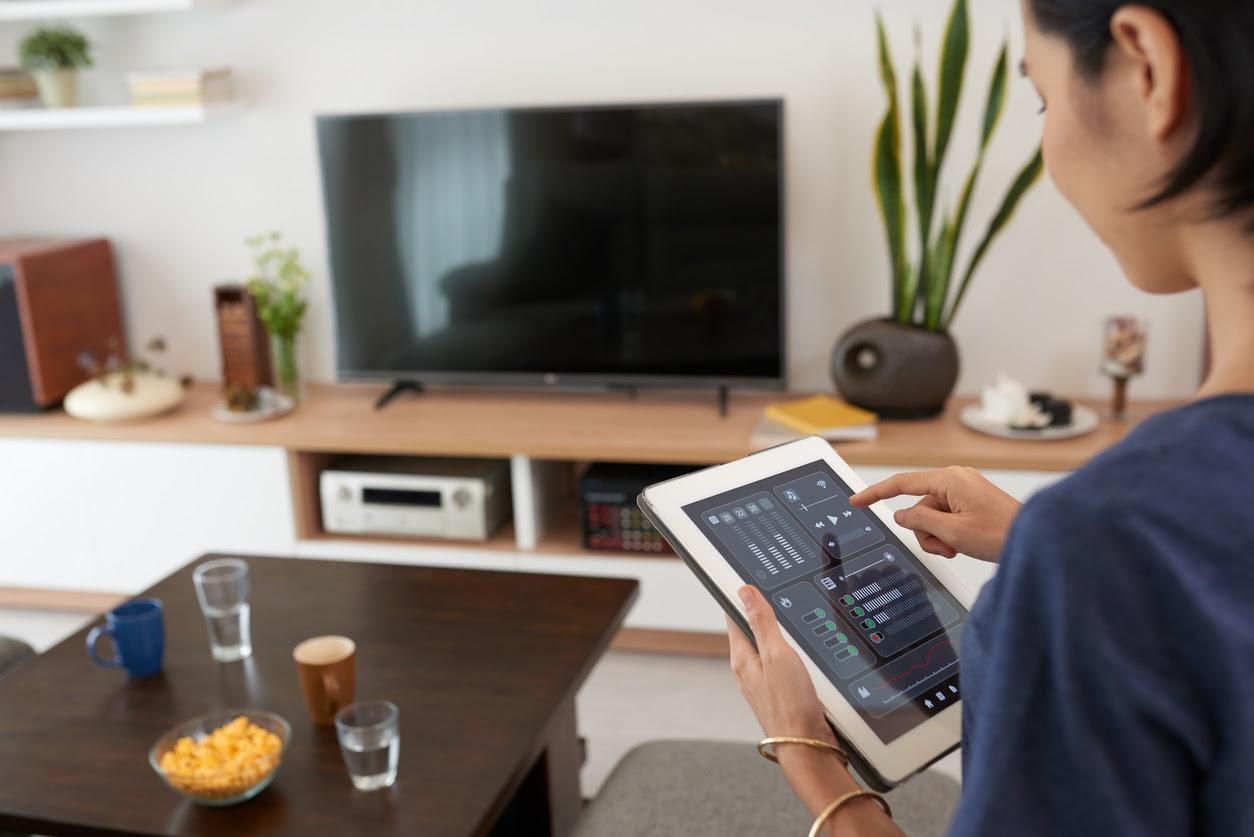 smart house tech